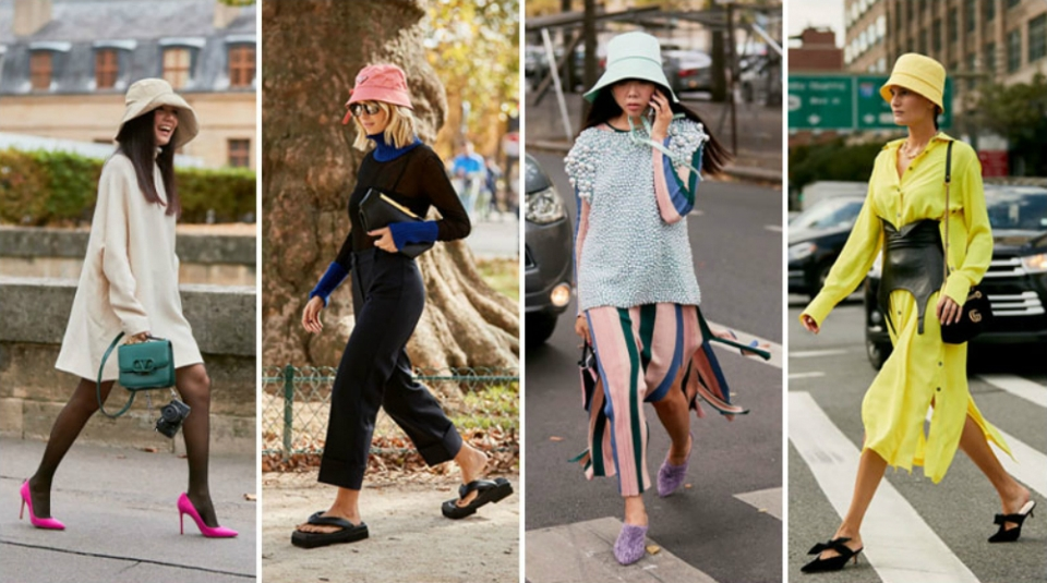 What are the spring/summer 2020 hat trends?