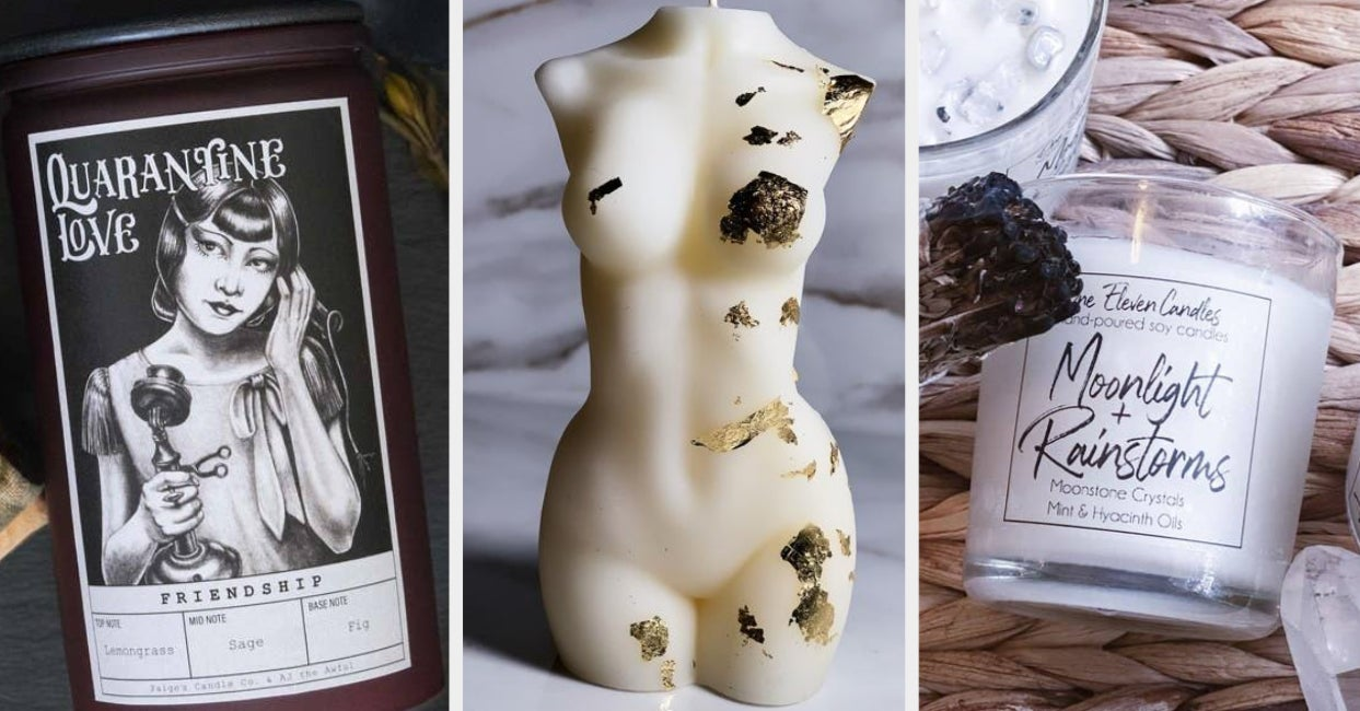 The Best Black-Owned Candle Brands